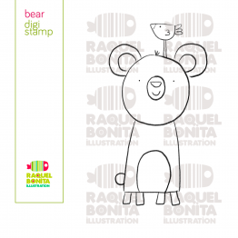 Digistamp BEAR